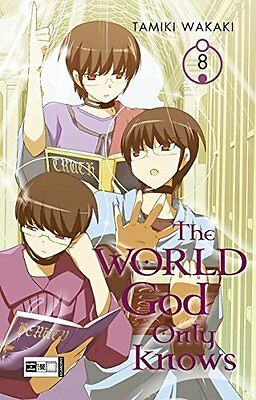 * The World God Only Knows Manga Band 8 deutsch 1. Auflage * RAR