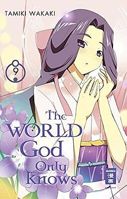 * The World God Only Knows Manga Band 9 deutsch 1. Auflage * RAR