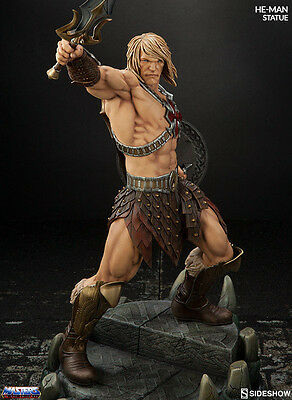 Masters of the Universe Statue He-Man 58 cm Sideshow Collectibles