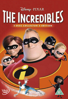 The Incredibles DVD (2005) Brad Bird