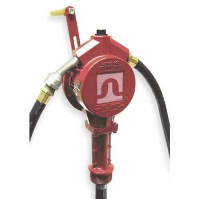 Fill-Rite Fr112a Hand Drum Pump, Rotary, 3/4In Fnpt