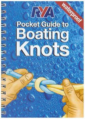 RYA Pocket Guide to Boating Knots,    Paperback Book   9781905104727   NEW