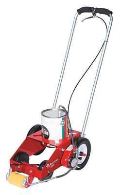 NEWSTRIPE 10003856 Striping Machine, 1 gal., Steel, 29 In.