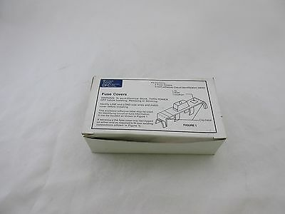 *new* Gould Shawmut Dfc-2 Fuse Cover (Box Of 3) *60 Day Warranty* Tr