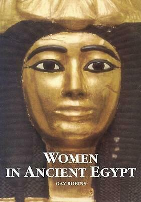 Women in Ancient Egypt by Gay Robins (English) Paperback Book Free Shipping!