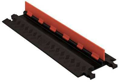 GUARD DOG GD1X75-ST-O/B Cable Protector, Orange and Black, 3 ft.