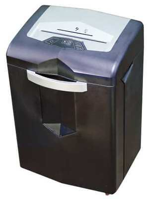 Paper Shredder, Black/Silver ,Shredstar By Hsm, PS820C