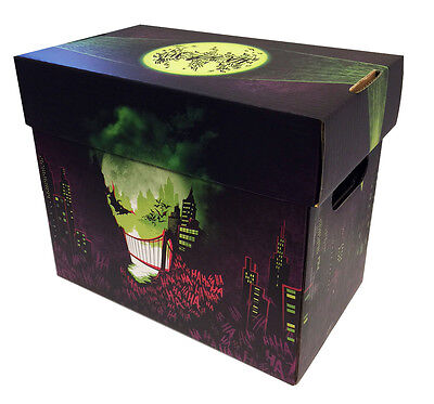City of Smiles Image Comic Book Storage Box - THE JOKER - Holds 125-140 Comics