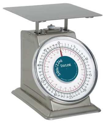 TAYLOR THD50 Heavy Duty Mechanical Scale,SS Pltfrm