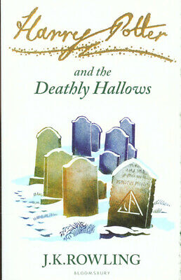 Harry Potter and the Deathly Hallows by J.K. Rowling (Paperback) Amazing Value