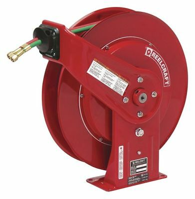 REELCRAFT TW7460 OLPT Hose Reel, 1/4in. dia., 60 ft., Grade T