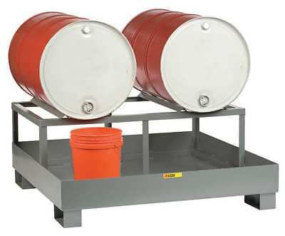 "51"" Spill Control Platform with Drum Rack, Little Giant, SST-5151-2D"