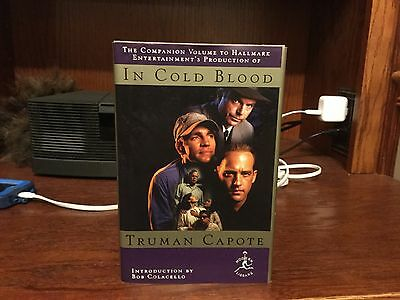 In Cold Blood.  Truman Capote.  Modern Library Hardcover   Nice copy