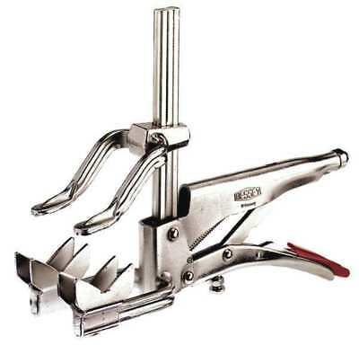BESSEY SG24-PC Pipe Clamp, 4-1/2 in, 310 lb