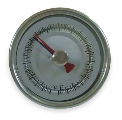 Bimetal Thermom,3 In Dial,0 to 140F