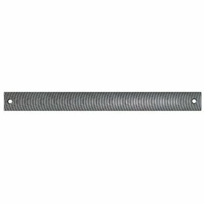 WESTWARD 12F864 Milled Tooth File, Flexible, 12 In, 10 TPI
