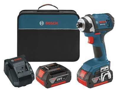 Cordless Impact Driver Kit,18V,1/4 in.