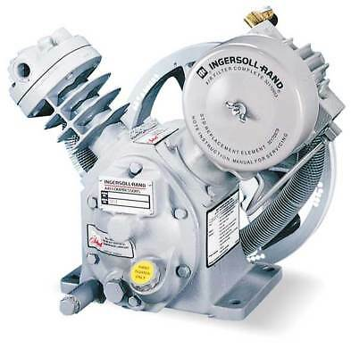 INGERSOLL-RAND 2340 Air Compressor Pump, 2 Stage