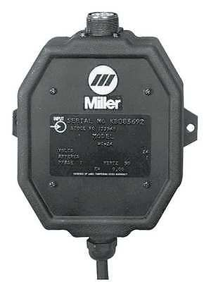 MILLER ELECTRIC 137549 Spoolmatic, WC-24, 15/30 A,