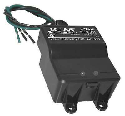 ICM ICM516 Surge Protection Device, 120/240VAC