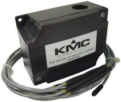 Kmc Controls Temperature Sensor, 12 Ft. Duct Averaging, STE-1416