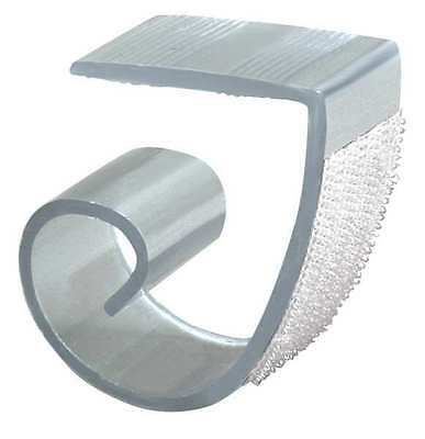 Multiple Table Skirting Clip with Hook-and-Loop, Fastenation, MC