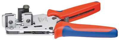 Solid and Stranded Cable Stripper, Knipex, 12 12 11