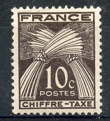 Stamp / Timbre France Neuf Taxe N° 67 **