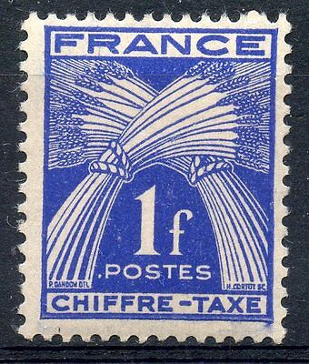 Stamp / Timbre France Neuf Taxe N° 70 **