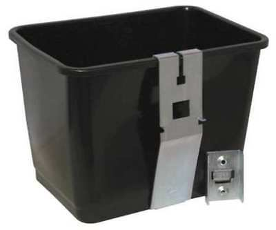 Mallory Black Squeegee Bucket, 885