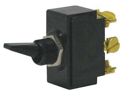 CARLING TECHNOLOGIES 2GM724-D-4B-B Toggle Switch,DPDT,6 Conn.,On/Off/On