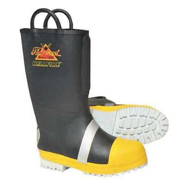 Insulated Firefighter Boots, Thorogood Shoes, 807-6003 12M