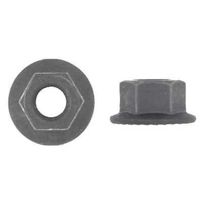 DISCO 5805PK Hex Flange Nut, 8 to 1.25mm, PK100
