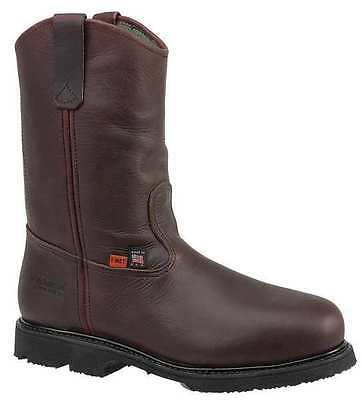 THOROGOOD 804-4841 Wellington Boots, Steel, Men, 8EEE, PR
