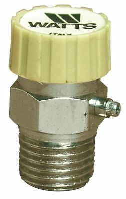 WATTS HAV- 1/4 Automatic Vent For Hot Water, 1/4In, Brass