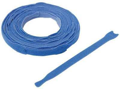 VELCRO 176040 Reclosable Fastener Strap, Blue, PK900