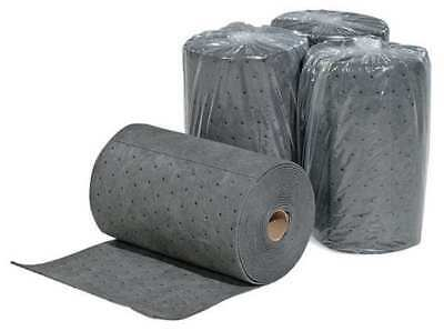 NEW PIG MAT193 Absorbent Roll, Medium Weight, 7 gal., PK4