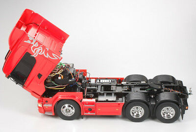 56323 Tamiya R/C  1/14  SCANIA R620 6x4 HIGHLINE Tractor Truck  Assembly Kit