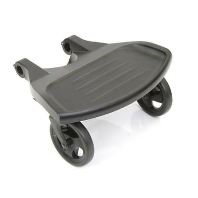 BabyStyle Oyster Ride On Board (Black) Stroller Board for Oyster & Max