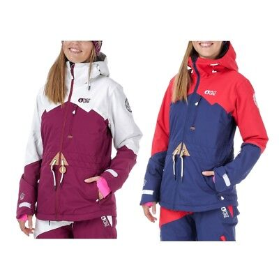 Picture Organic Weekend Ski/Snowboard Jacket Insulated - Women's