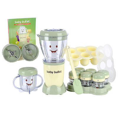 New Baby Bullet Food System - 20-Piece Model:11195564