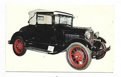 1928 Model A Sport Coupe