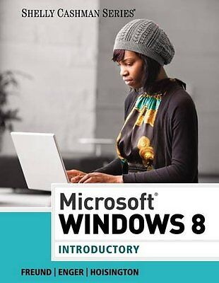 Microsoft Windows 8 Introductory South-Western College Publishing 1 Anglais