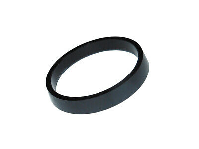 "Headset Spacer Tapered 1-1/8"" x 5mm x 34mm Anodised Black Mr Control ATR-286-5"