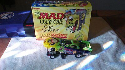 Mad Ugly Car Dale Creasy Firebird Funny Car Collectible In Box