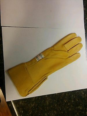Lane Frost brand bullriding glove-size 6 youth left-Jerry Beagley-new-junior-PBR