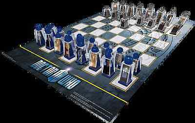 Doctor Who--Doctor Who - Animated Chess Set