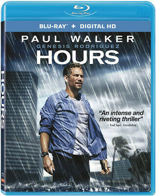 Hours (2016, REGION A Blu-ray New)