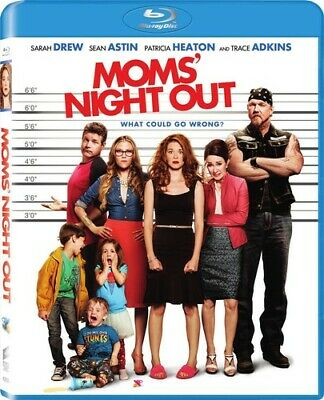 Mom's Night Out (2014, REGION A Blu-ray New)
