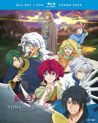 Yona Of The Dawn: Part Two - 4 DISC SET (2016, REGION A Blu-ray New)